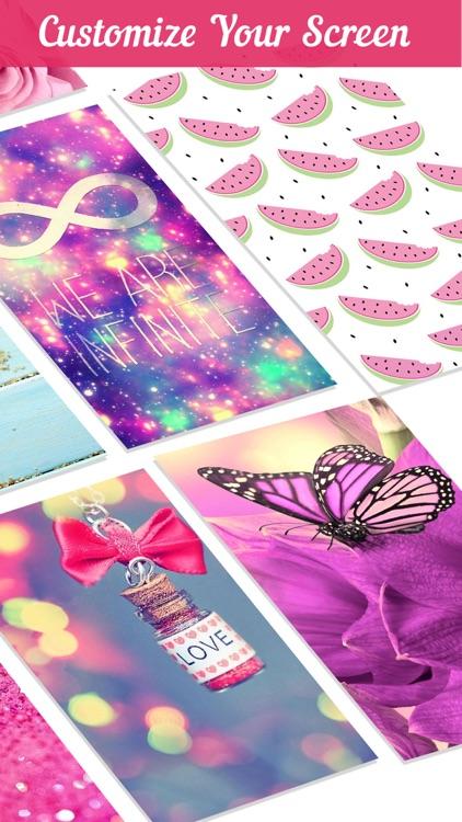 Girly Wallpapers HD - Girly Wallpaper & Background screenshot-3