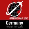 德国 旅游指南+离线地图