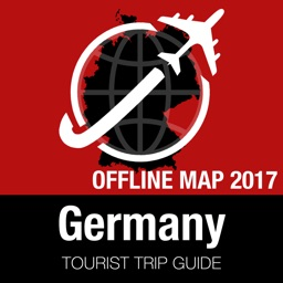 Germany Tourist Guide + Offline Map