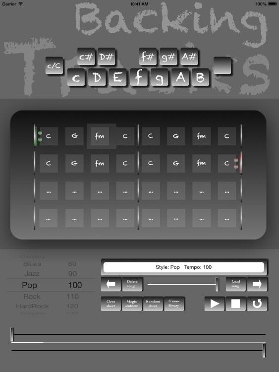 Backing Tracks Creator Pro