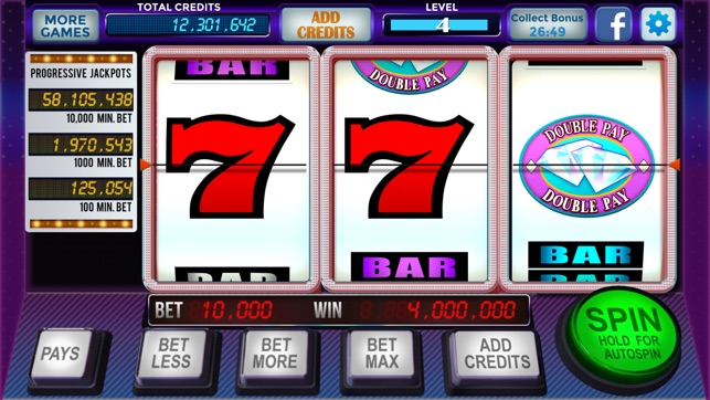 12 Times Pay Slot Machine in Vegas