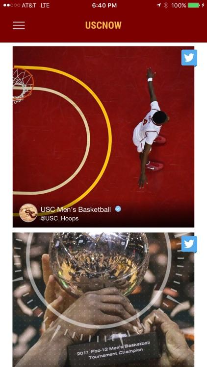 USC Trojans Gameday App screenshot-4