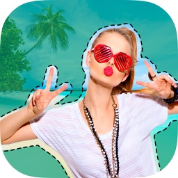 Cut paste photo editor – create fun stickers