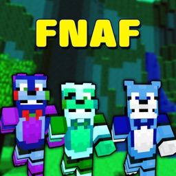 FNAF Skins for MCPE