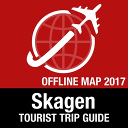 Skagen Tourist Guide + Offline Map