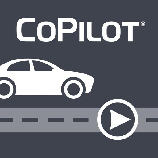 CoPilot GPS – Car Navigation & Offline Maps app logo