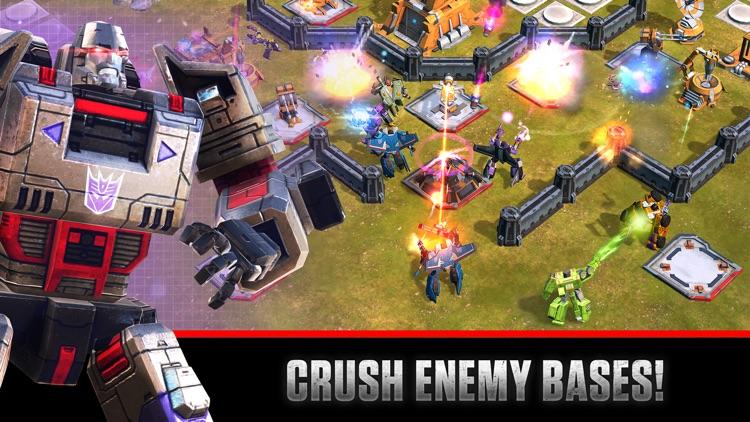 Transformers: Earth Wars screenshot-4