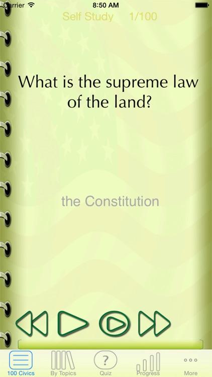 US Citizenship Prep