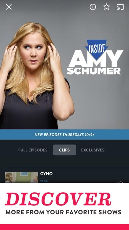 Comedy Central screenshot-3