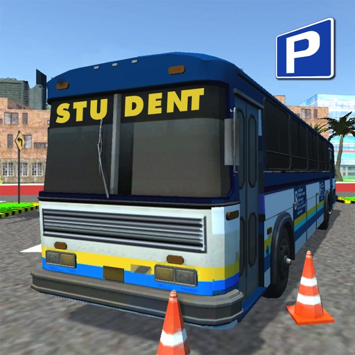 Bus Driving School 2017 PRO - Full SIM version
