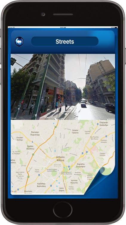 Athens Greece - Offline Maps Navigator screenshot-3