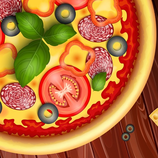 My Pizza Shop ~ Pizza Maker Game ~ Cooking Games iOS App