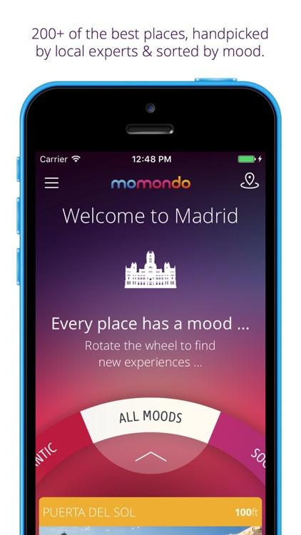Madrid travel guide & map - momondo places