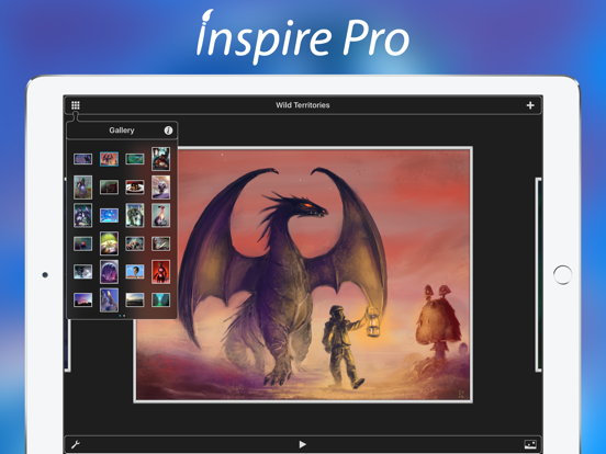 Inspire Pro For iPad Hits Free For First Time In A Year