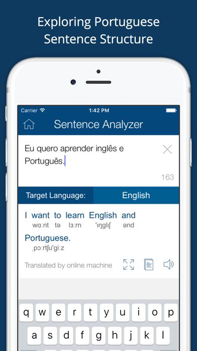 Portuguese English Dictionary* - 窓用
