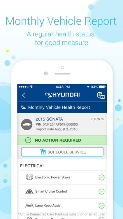 MyHyundai with Blue Link screenshot-3