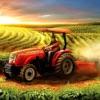 农场 模拟器 游戏 : 柴油机 拖拉机 收成