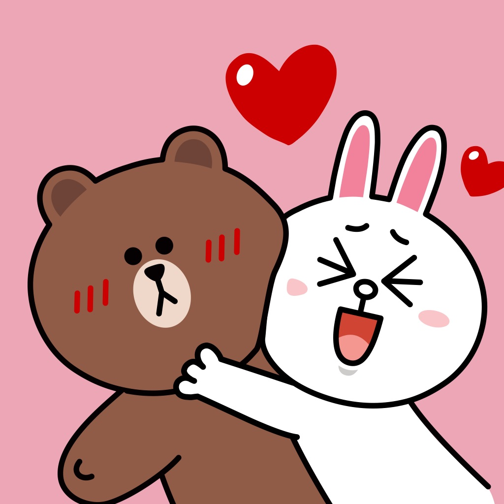 BROWN & CONY Sweet LOVE - LINE FRIENDS App Data & Review ...