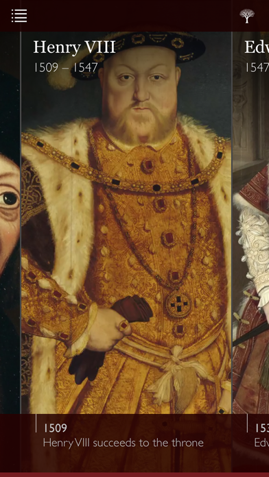 Kings & Queens: 1,000 Years of British Royalty Screenshot 1