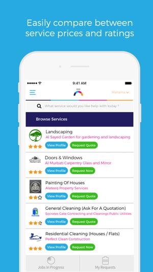Khadamaaty Ø Ø¯Ù…Ø§ØªÙŠ on the App Store