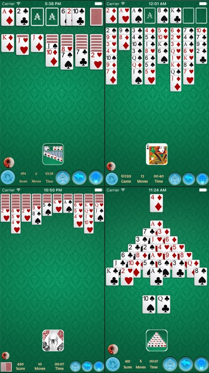 Solitaire Collection.