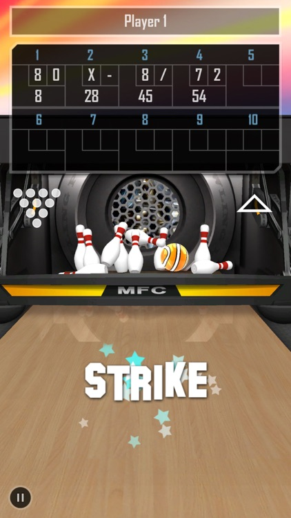 Real Bowling 3D Plus