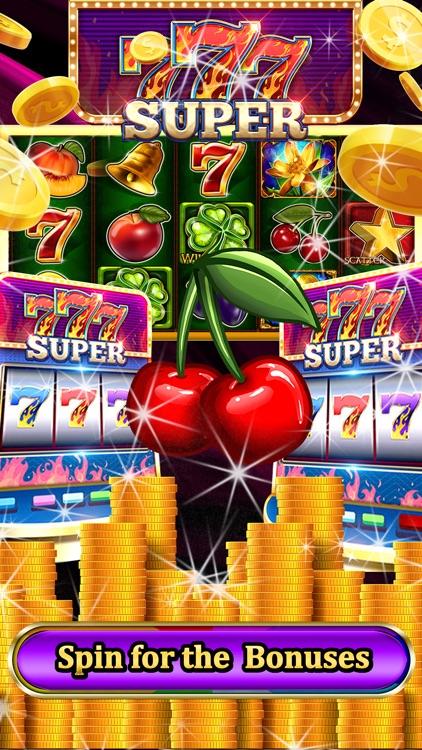 Fun Slots Game - Addictive Vegas Slots Machine