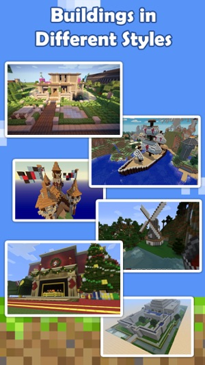 House building blueprint guide for minecraft on the app store malvernweather Choice Image