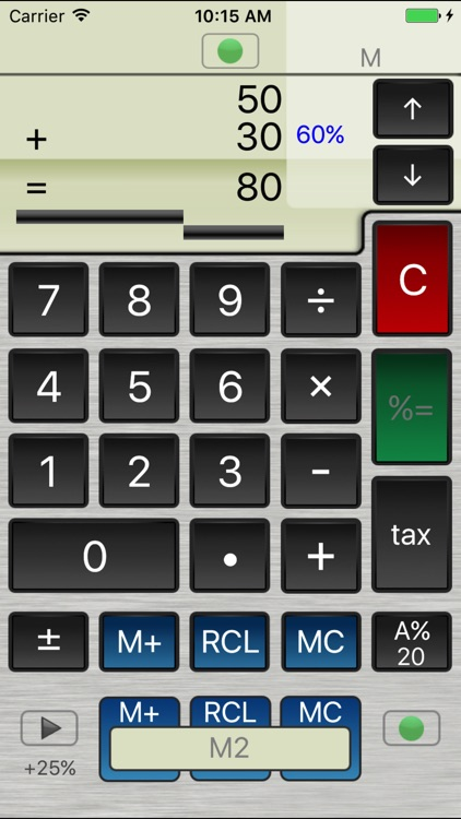 Percent Calculator screenshot-0