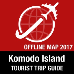 Komodo Island Tourist Guide + Offline Map