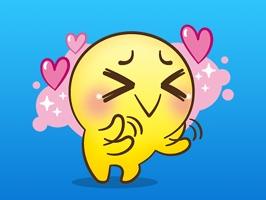 Mr.Powwaw Emoticon Stickers
