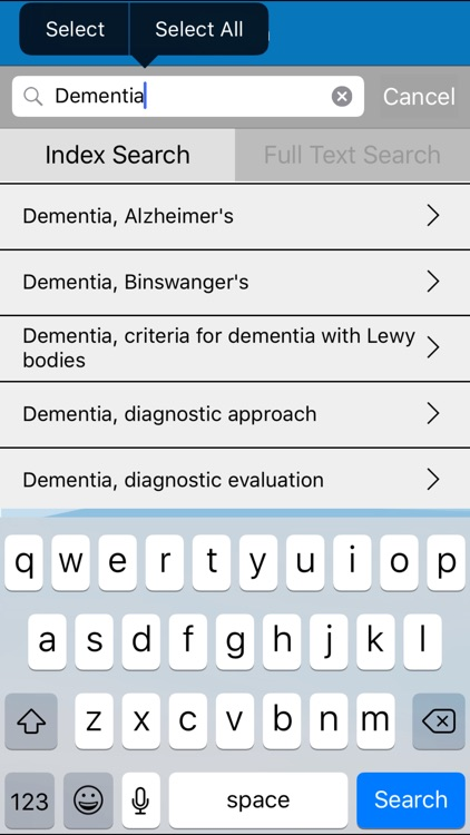 Neurology pocket screenshot-2