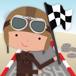 Junior Racers - Rally Car Adventure for Kids