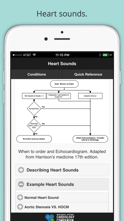 Resident Intern Cardiology Companion screenshot-4