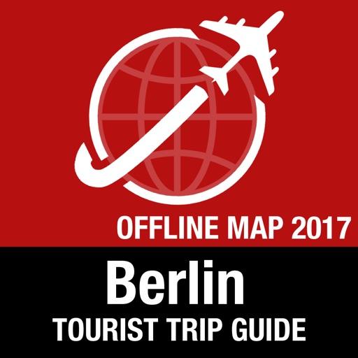 Berlin Tourist Guide + Offline Map