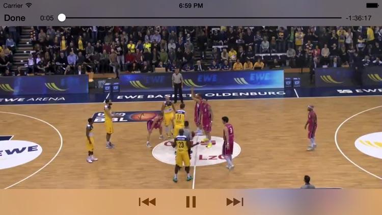 Sportlounge Video screenshot-3