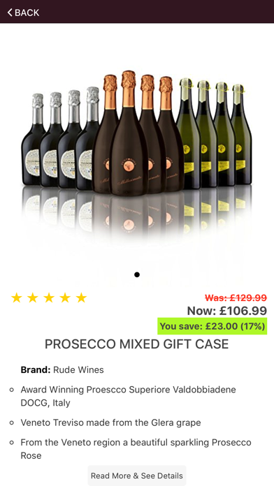 Wine Outlet screenshot three