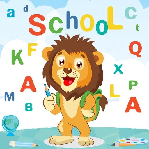 ABC Alphabet Phonics Preschool Kids Game Free App Logo