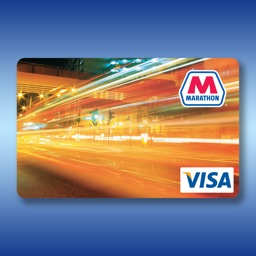 Marathon VISA Mobile App