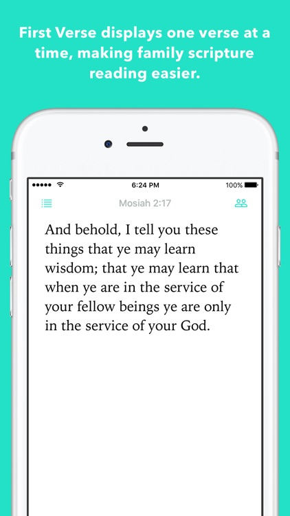 First Verse - Simplified Scriptures for Families screenshot-0