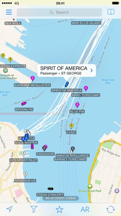 Ship Finder Screenshot