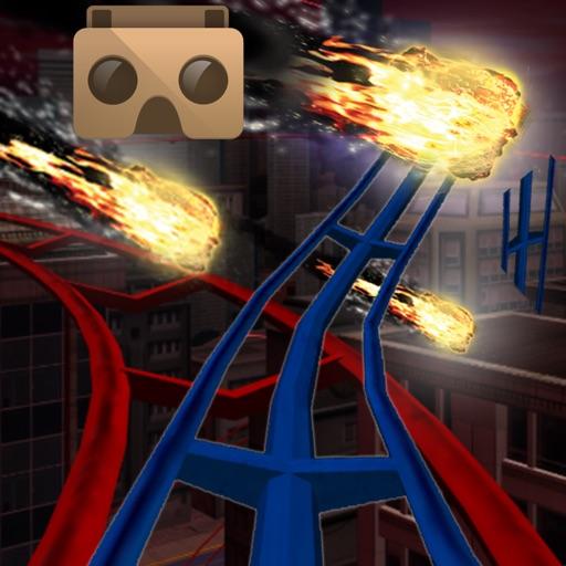 Roller Coaster Apocalypse - VR Virtual Reality