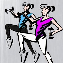 Aerobic Dance Challenge
