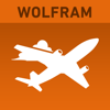 Wolfram Flight Information Reference App