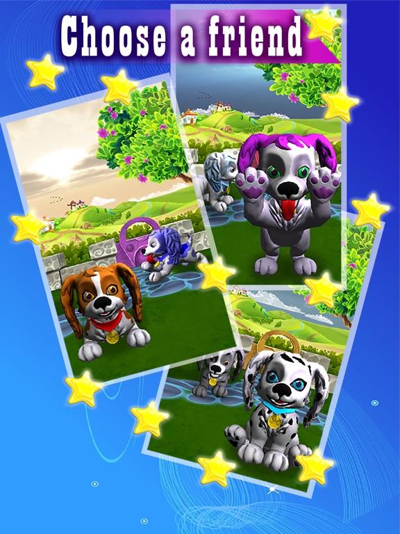 my cute little puppy game