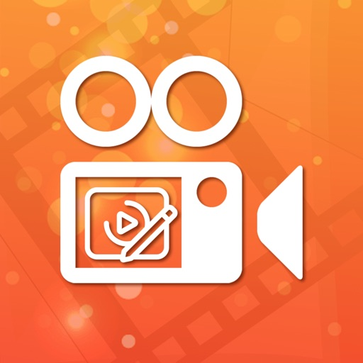 Video editor with music, movies maker, slow motion