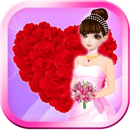 Wedding Dress Up Girls Salon Makeup Games
