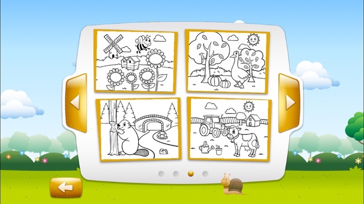 Joypa Colors - Interactive Coloring Game screenshot-1