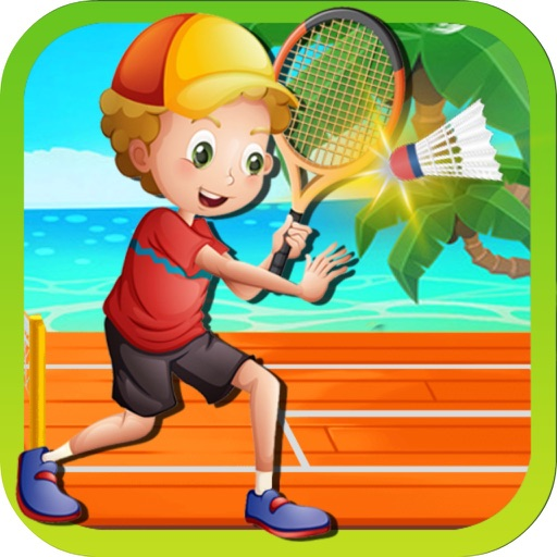 Touch Badminton Multiplayer