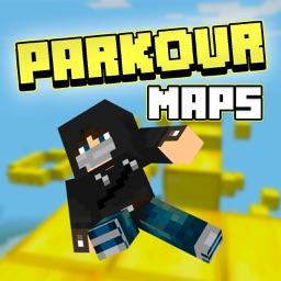 Parkour Maps for Minecraft PE (Minecraft Parkour)